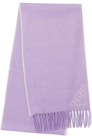 Prada Sciarpa con logo