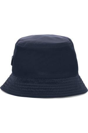 Prada Cappello bucket con applicazione