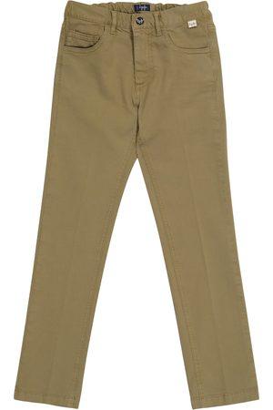 Il gufo Pantaloni in cotone stretch