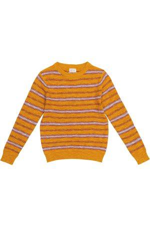 MORLEY Bambino Maglioni - Pullover Nomad a righe in misto cotone