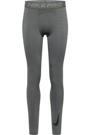 Nike Pantaloni sportivi 'Pro Warm' / scuro
