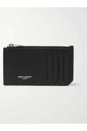 adidas Uomo Portafogli e portamonete - Pebble-Grain Leather Cardholder