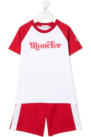 Moncler T-shirt con stampa