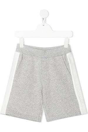 Moncler Bambino Shorts - Shorts sportivi con banda laterale