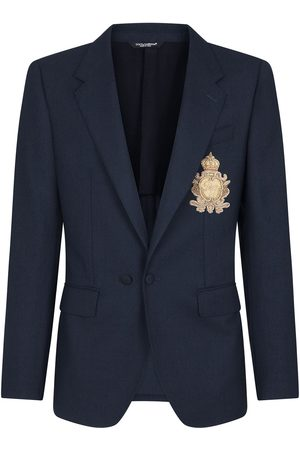 Dolce & Gabbana Blazer con logo
