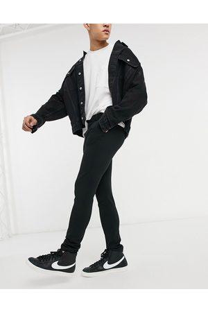 ASOS Pantaloni eleganti extreme skinny neri
