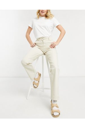 Monki Ava - Pantaloni con fondo ampio