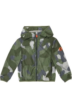 save the duck Giacca In Nylon Camouflage