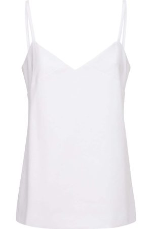 Max Mara Top In Cotone Stretch