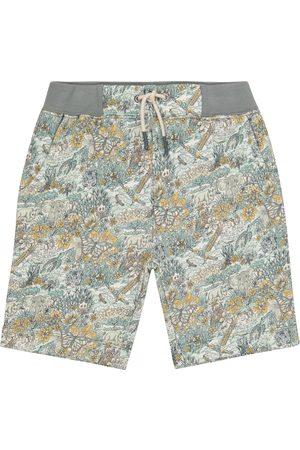 BONPOINT Bambino Pantaloncini - Shorts a stampa in cotone