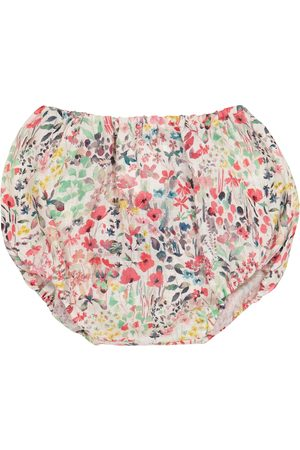BONPOINT Baby - Pantaloni a stampa floreale in cotone