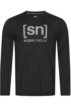 Supernatural Logo - maglia a maniche lunghe - uomo. Taglia 2XL