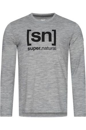 Supernatural Logo - maglia a maniche lunghe - uomo. Taglia S