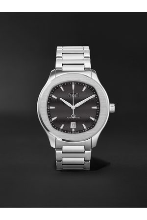 PIAGET Uomo Orologi - Polo S Automatic 42mm Stainless Steel Watch, Ref. No. G0A41003