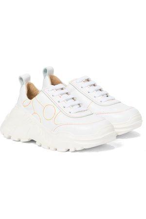 BONPOINT Sneakers in pelle