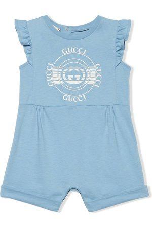 Gucci Tutina con ruches