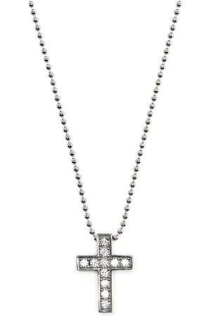 Dsquared2 Uomo Collane - Collana con pendente a croce