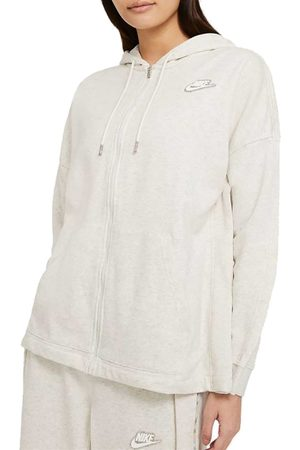 Nike Donna Hoodies - FELPA FULL ZIP CON CAPPUCCIO EARTH DAY DONNA