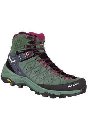 Salewa Donna Sportive e da trekking - Ws Alp Trainer 2 Mid GTX - scarponi trekking - donna