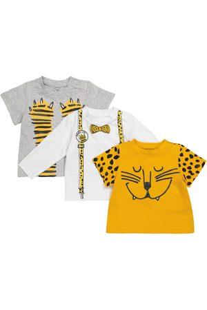 Stella McCartney Esclusiva Mytheresa - Baby - Set di 3 T-shirt in cotone