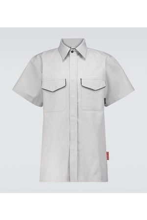 GR10K Uomo Pantaloncini - Richter short-sleeved shirt