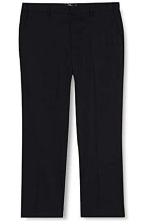 FIND Uomo Pantaloni - Marchio Amazon - Stretch Regular Fit, Pantaloni Completo Uomo, , 36W / 32L, Label: 36W / 32L