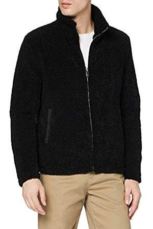 FIND Uomo Giacche - Marchio Amazon - Montone con Collo Alto Uomo, , XXL, Label: XXL