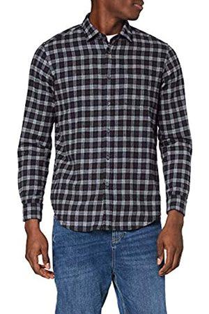 adidas Marchio Amazon - Camicia in Cotone a Manica Lunga Uomo, , XXL, Label: XXL