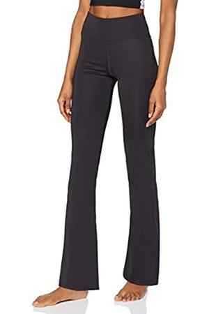 adidas BAL1150 Pantaloni da Yoga, Carbone, 10
