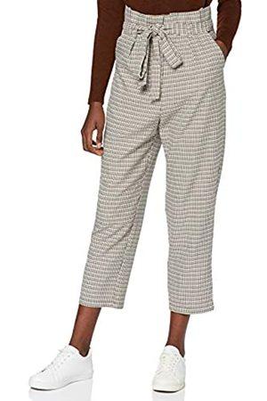 adidas Marchio Amazon - Paperbag Waist Pantaloni Donna, , 48, Label: XL