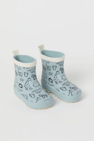 H&M Stivali in gomma con motivi
