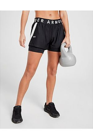Under Armour Donna Pantaloncini - Play Up 2-in1 Shorts