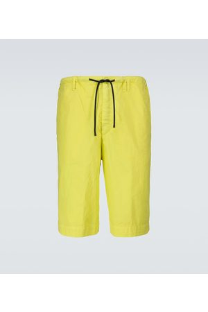 DRIES VAN NOTEN Shorts in cotone