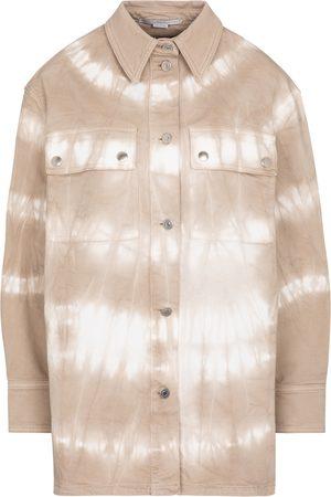 Stella McCartney Giacca di jeans tie-dye