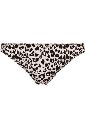 Stella McCartney Slip bikini a stampa
