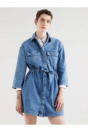 Levi's Ainsley Utility Denim Dress Medium Indigo / Freaky Friday