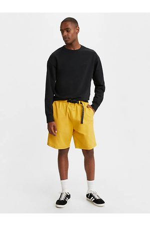 Levi's Belted Utility Shorts / Oil Yellow