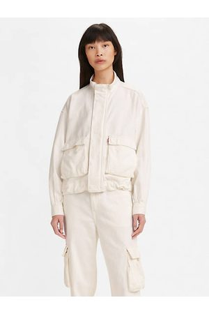 Levi's Utility Jacket Neutral / Cool Ecru