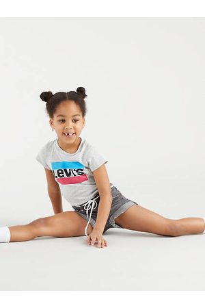Levi's Kids Girlfriend Shorty Shorts Neutral / Arya