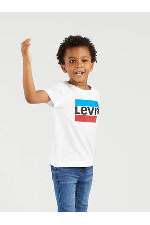 Levi's Kids Sportswear Logo Tee / White