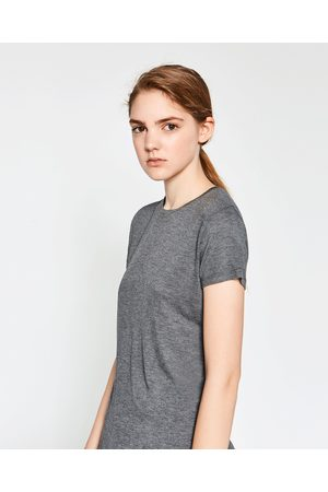 Donna T-shirts - Zara T-SHIRT BASIC - Disponibile in altri colori