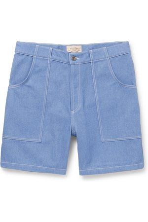 Holiday Boileau Uomo Pantaloncini - JEANS - Bermuda jeans