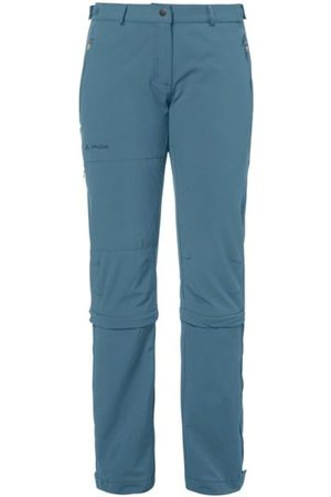 Vaude Farley Stretch - pantaloni zip-off - donna. Taglia I38 D34