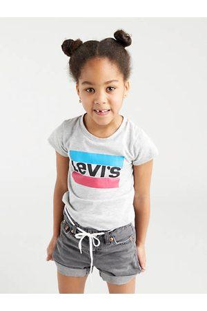 Levi's Kids Sportswear Logo Tee / Light Grey Heather