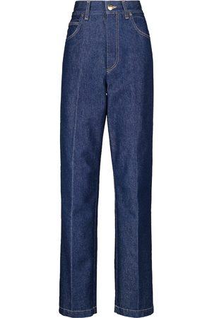 Goldsign Jeans regular The Crossway a vita alta