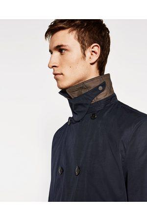 Uomo Impermeabile - Zara TRENCH CLASSICO - Disponibile in altri colori