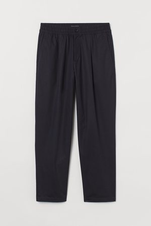H&M Joggers cropped Regular Fit