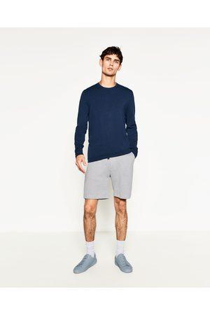 Uomo Pantaloncini - Zara BERMUDA PIQUÉ - Disponibile in altri colori
