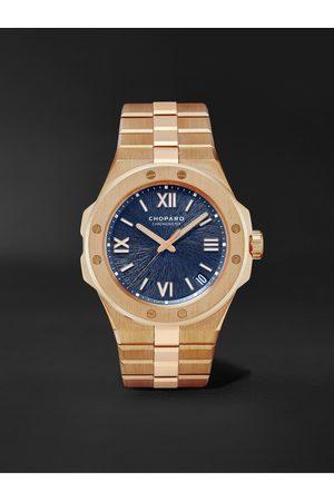 Chopard Alpine Eagle Large Automatic 41mm 18-Karat Rose Gold Watch, Ref. No. 295363-5001