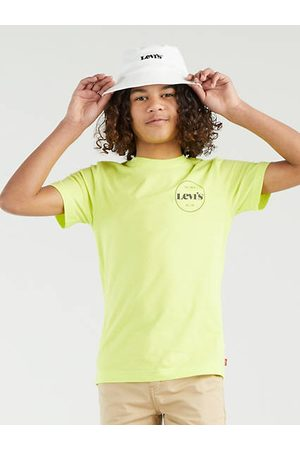 Levi's Teenager Graphic Tee Neutral / Limeade